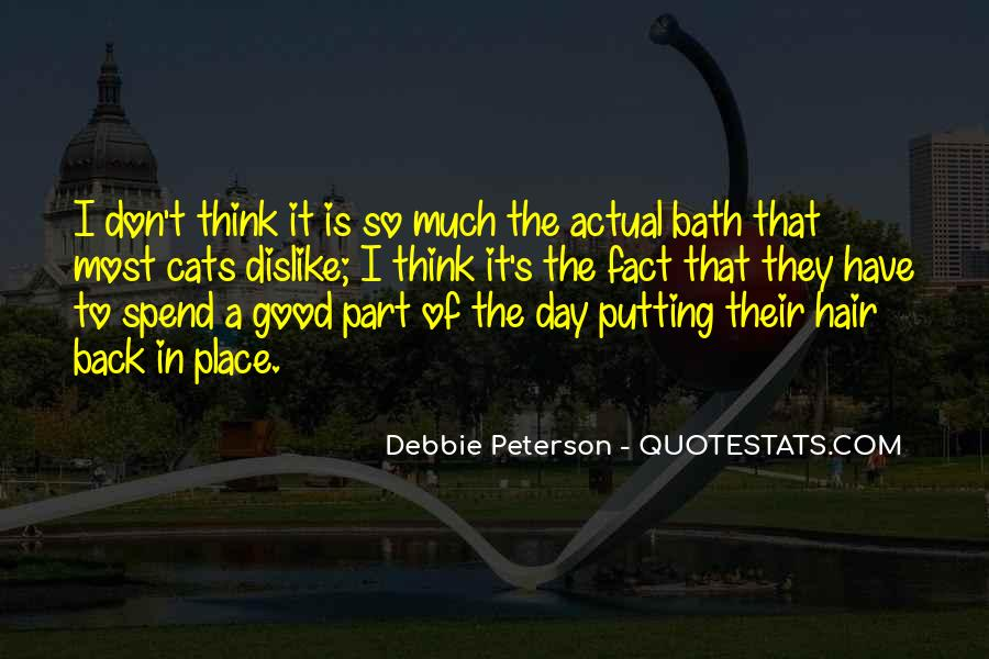 In The Bath Quotes #580914