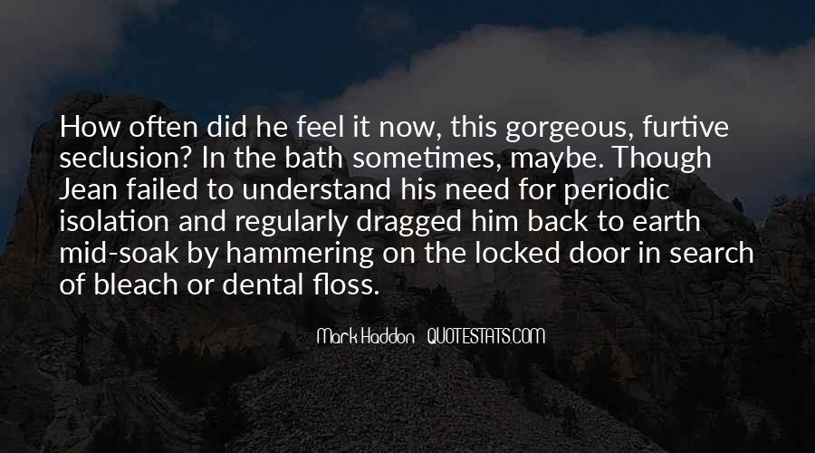 In The Bath Quotes #685605