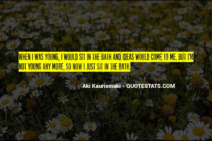 In The Bath Quotes #702210