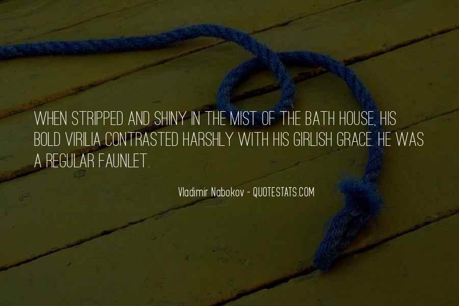 In The Bath Quotes #851015
