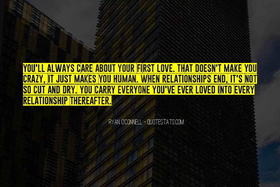 In The End I Will Always Love You Quotes #286635
