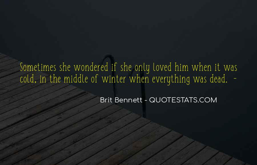 In The Middle Of Quotes #1124