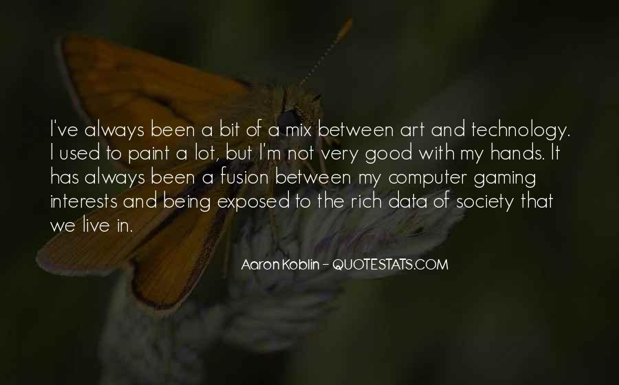 In The Mix Quotes #157394