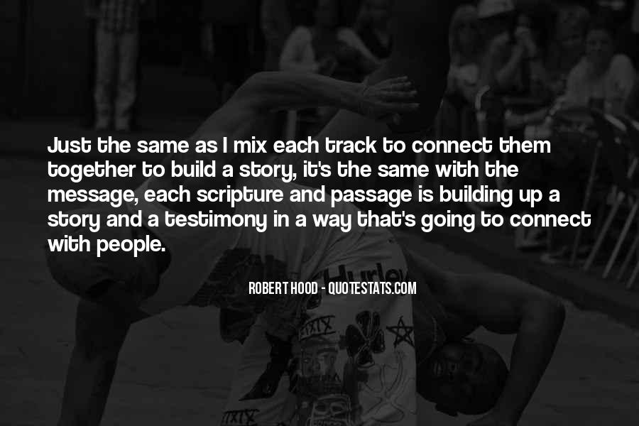 In The Mix Quotes #404282