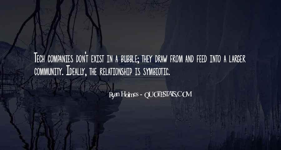 In The Relationship Quotes #63189