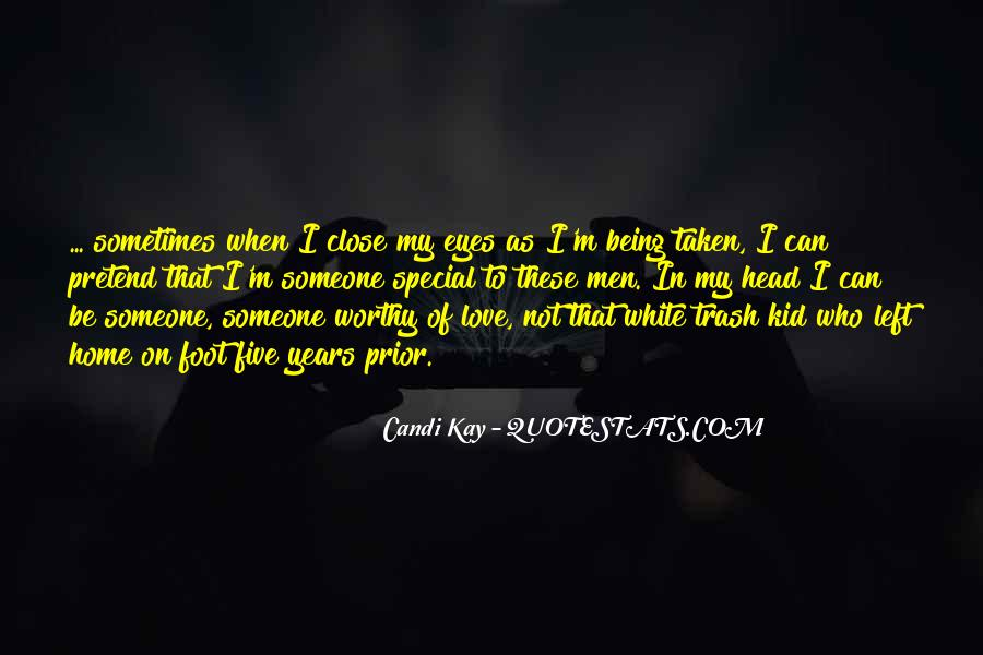In These Eyes Quotes #1194407