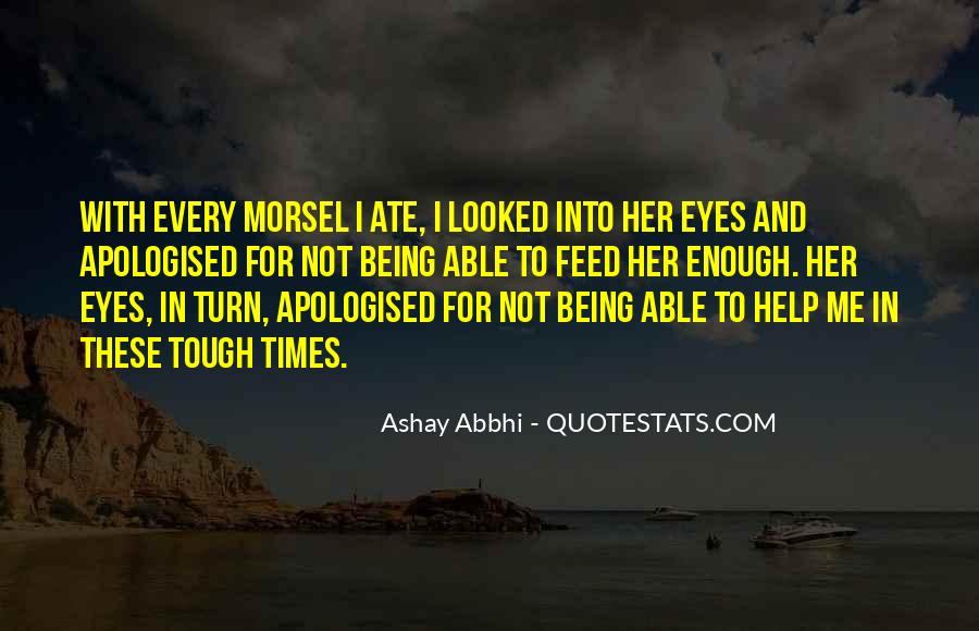 In These Eyes Quotes #206293