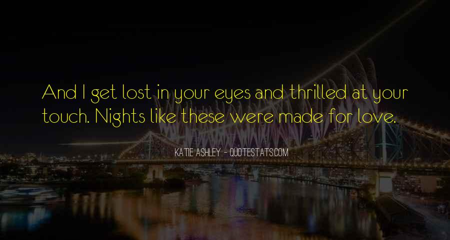 In These Eyes Quotes #56213