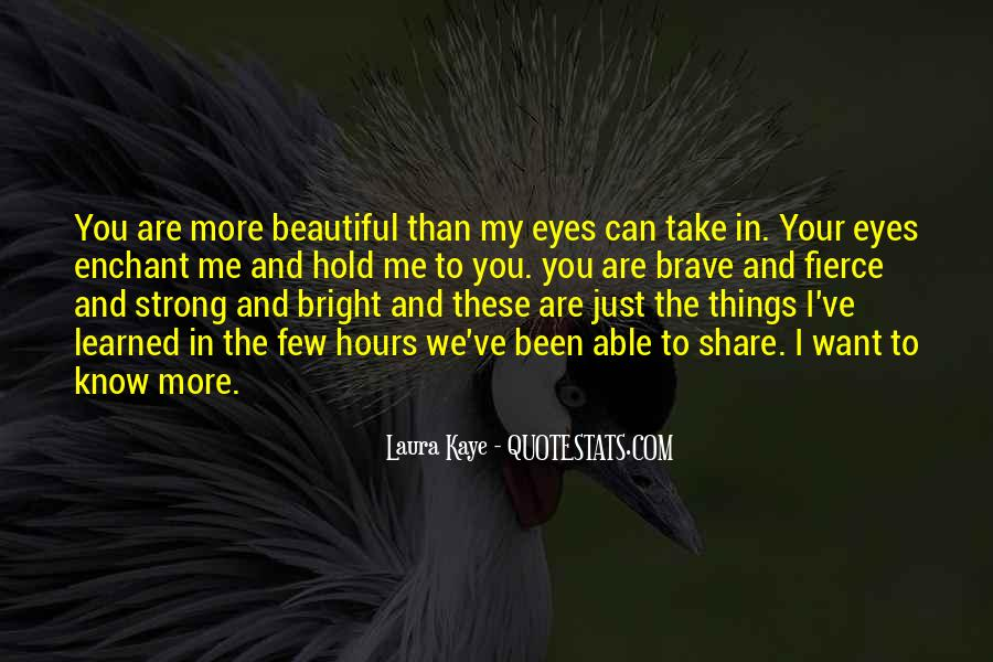 In These Eyes Quotes #658351