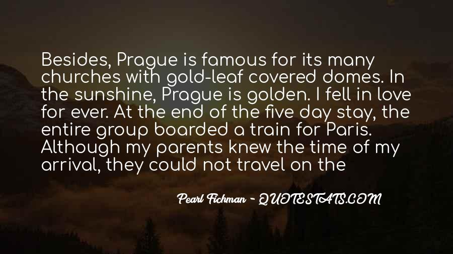 In Time Famous Quotes #1048889