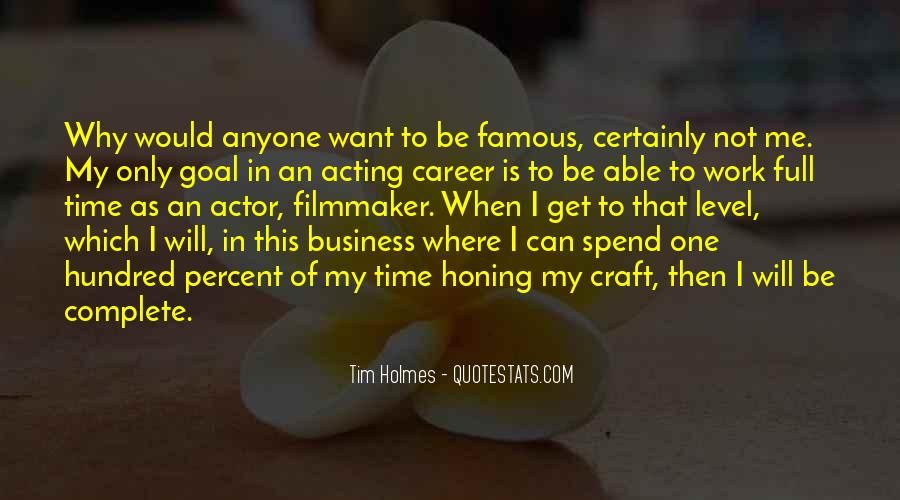 In Time Famous Quotes #1240484