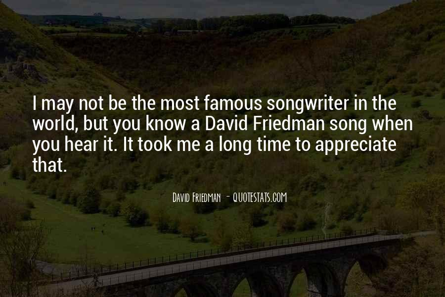 In Time Famous Quotes #1279489