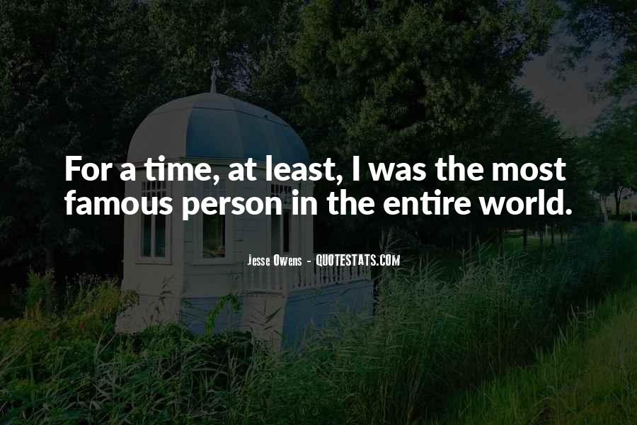 In Time Famous Quotes #1486253