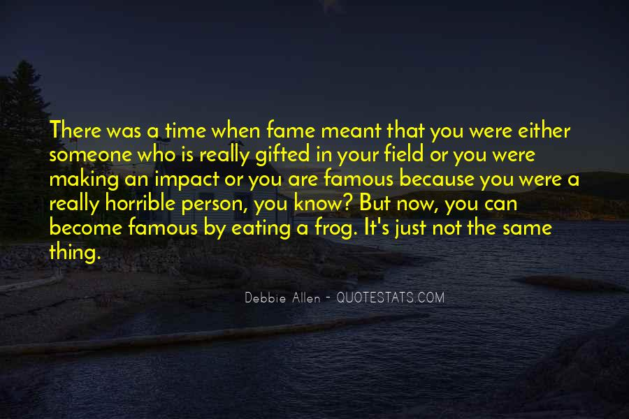 In Time Famous Quotes #1491328
