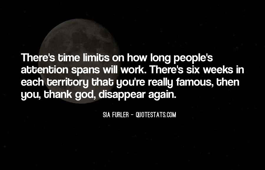 In Time Famous Quotes #1493621