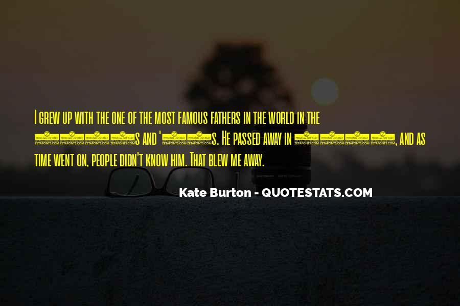 In Time Famous Quotes #171036