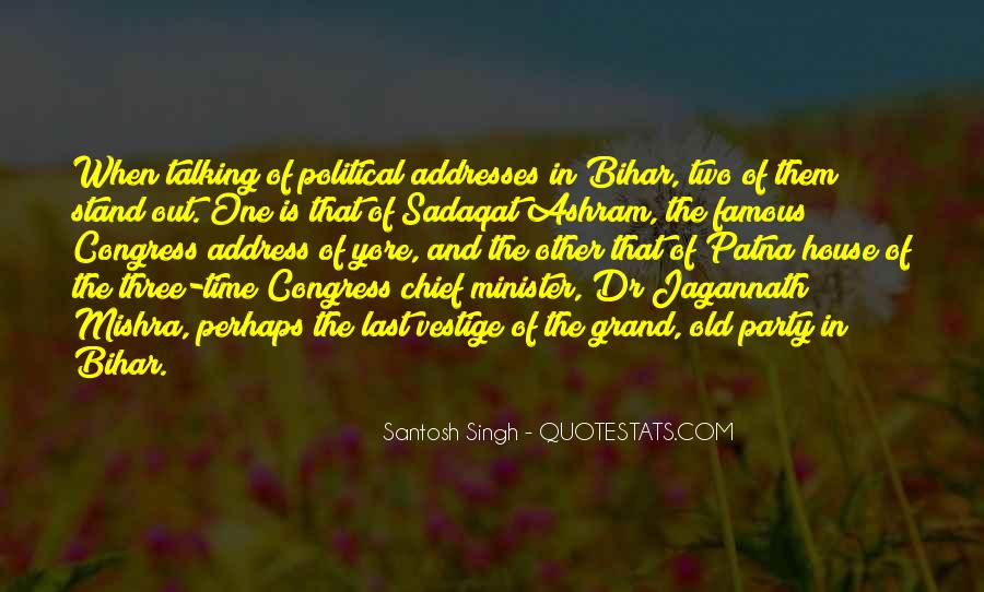 In Time Famous Quotes #223638