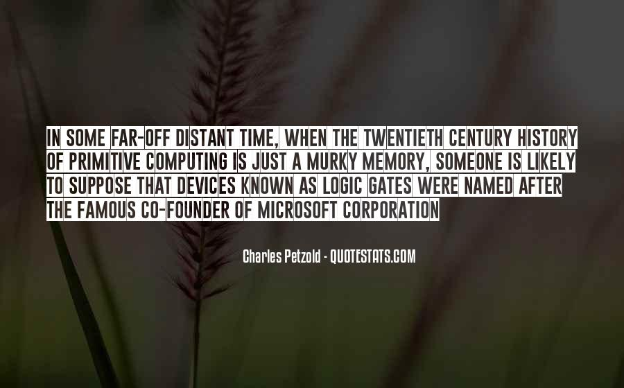 In Time Famous Quotes #335333