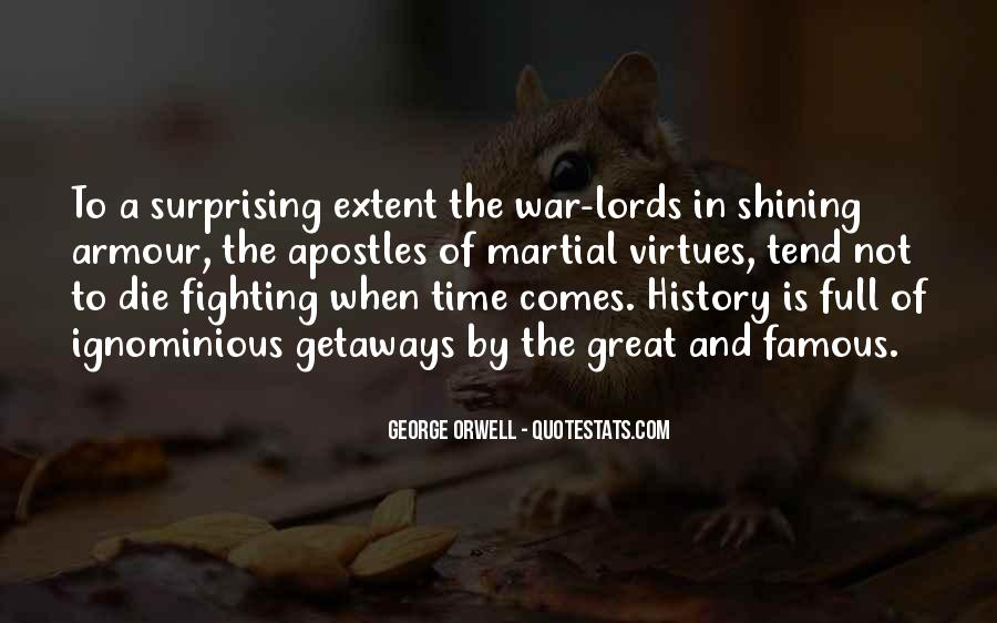 In Time Famous Quotes #841515