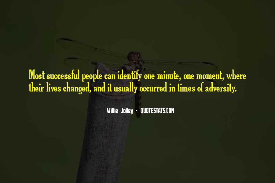 In Times Of Adversity Quotes #1507821