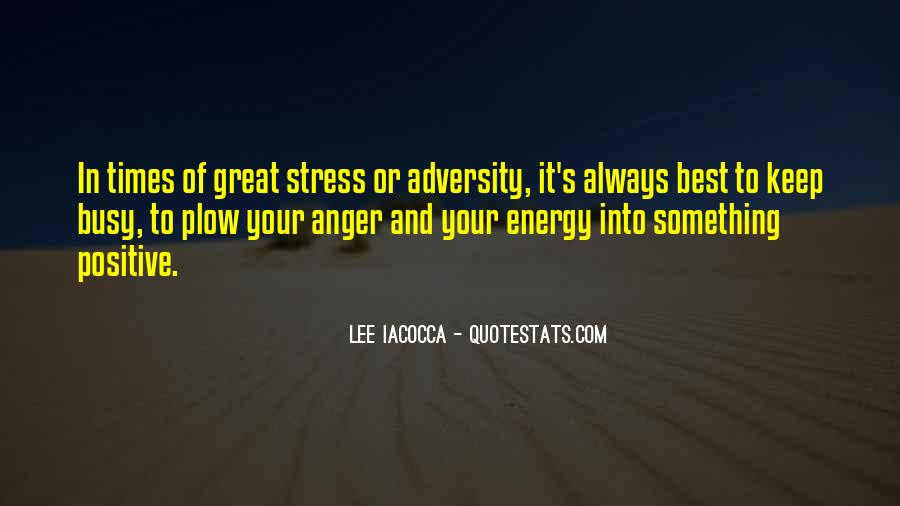In Times Of Adversity Quotes #440523