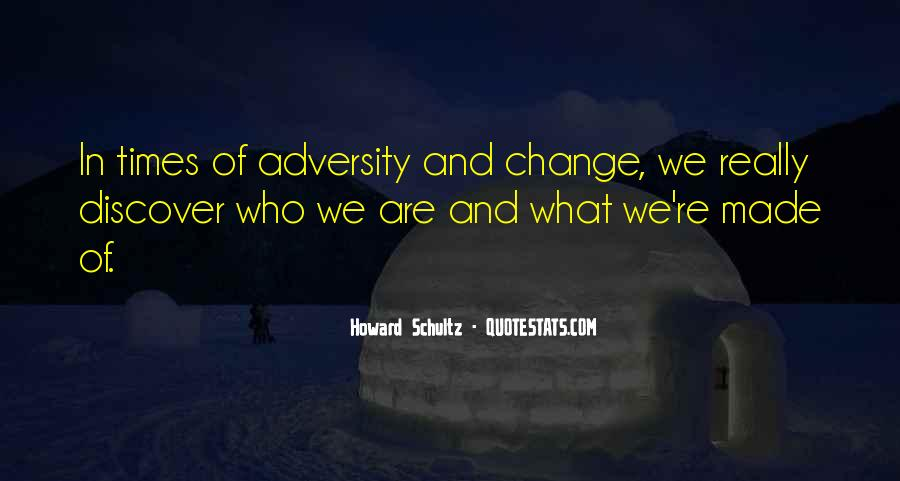 In Times Of Adversity Quotes #591731