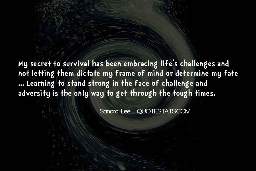 In Times Of Adversity Quotes #72506