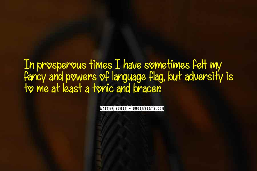 In Times Of Adversity Quotes #890791