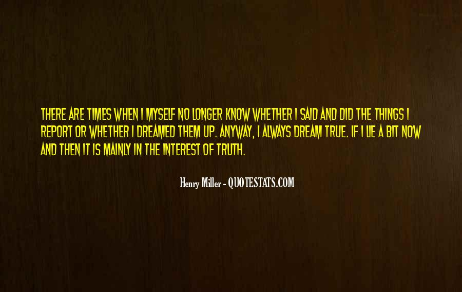In Times Of Quotes #12362