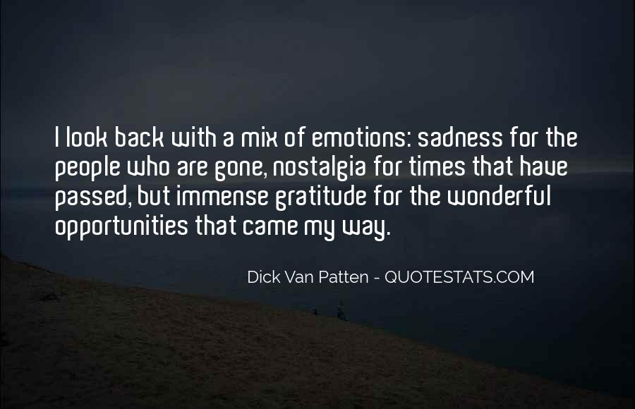 In Times Of Sadness Quotes #1448798