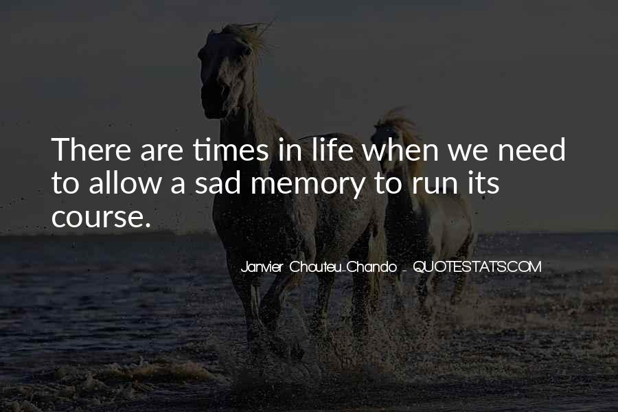 In Times Of Sadness Quotes #1577040