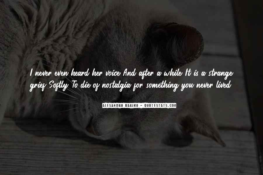 In Times Of Sadness Quotes #493634