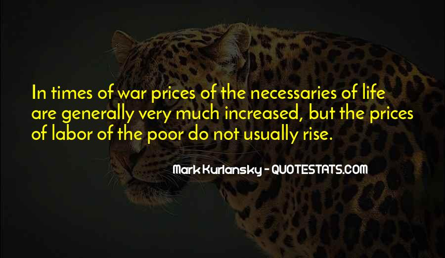 In Times Of War Quotes #1067732
