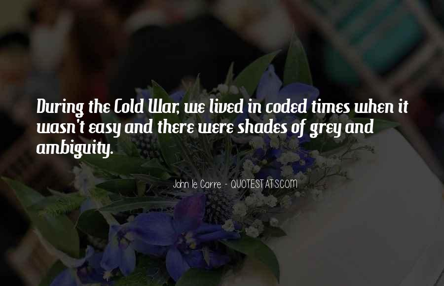 In Times Of War Quotes #1174995