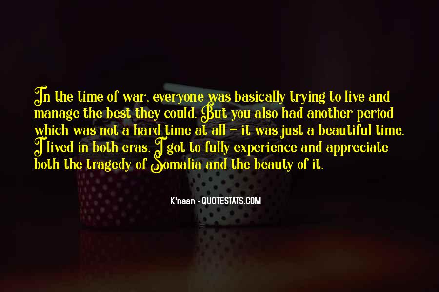 In Times Of War Quotes #1223302