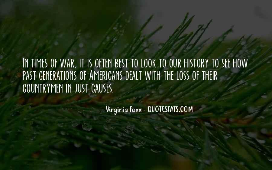 In Times Of War Quotes #1381211