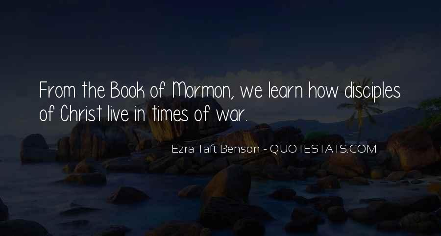 In Times Of War Quotes #479169