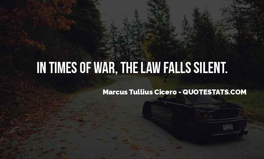 In Times Of War Quotes #500791