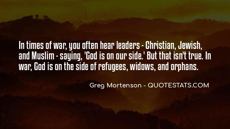 In Times Of War Quotes #545809