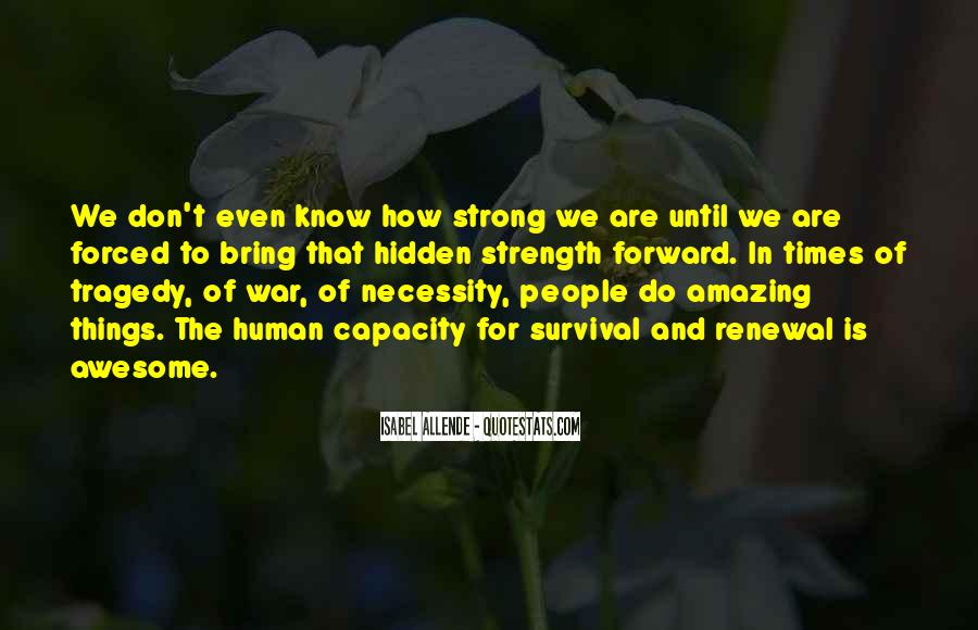 In Times Of War Quotes #551392