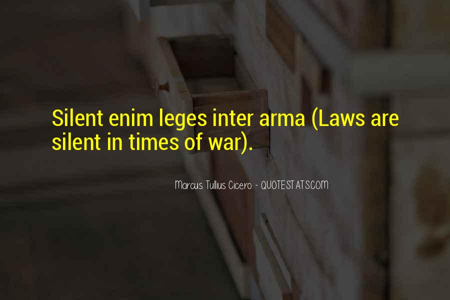 In Times Of War Quotes #618800