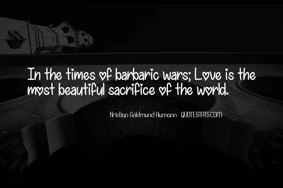 In Times Of War Quotes #739311