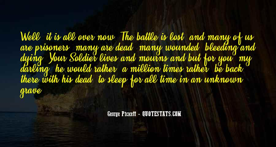 In Times Of War Quotes #753730