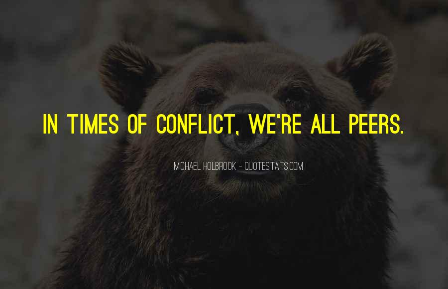 In Times Of War Quotes #959368