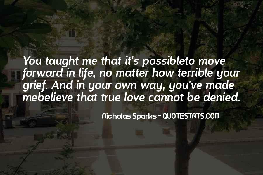 In Your Own Way Quotes #222824