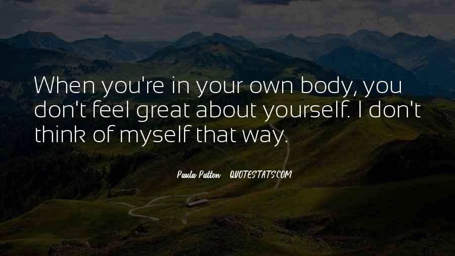 In Your Own Way Quotes #273576