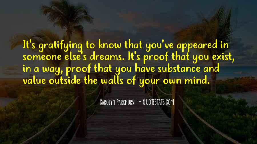 In Your Own Way Quotes #429583