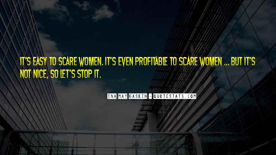 Ina May Quotes #265638