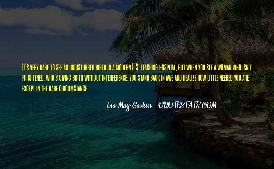 Ina May Quotes #652426