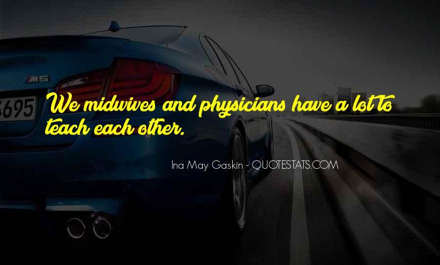 Ina May Quotes #661832